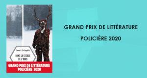 GRAND PRIX DE LITTÉRATURE POLICIÈRE 2020