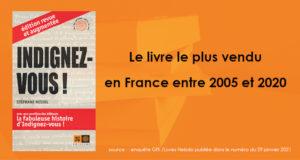 Le livre le plus vendu en France entre 2005 et 2020