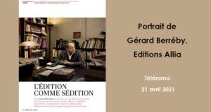 Portrait Éditeur